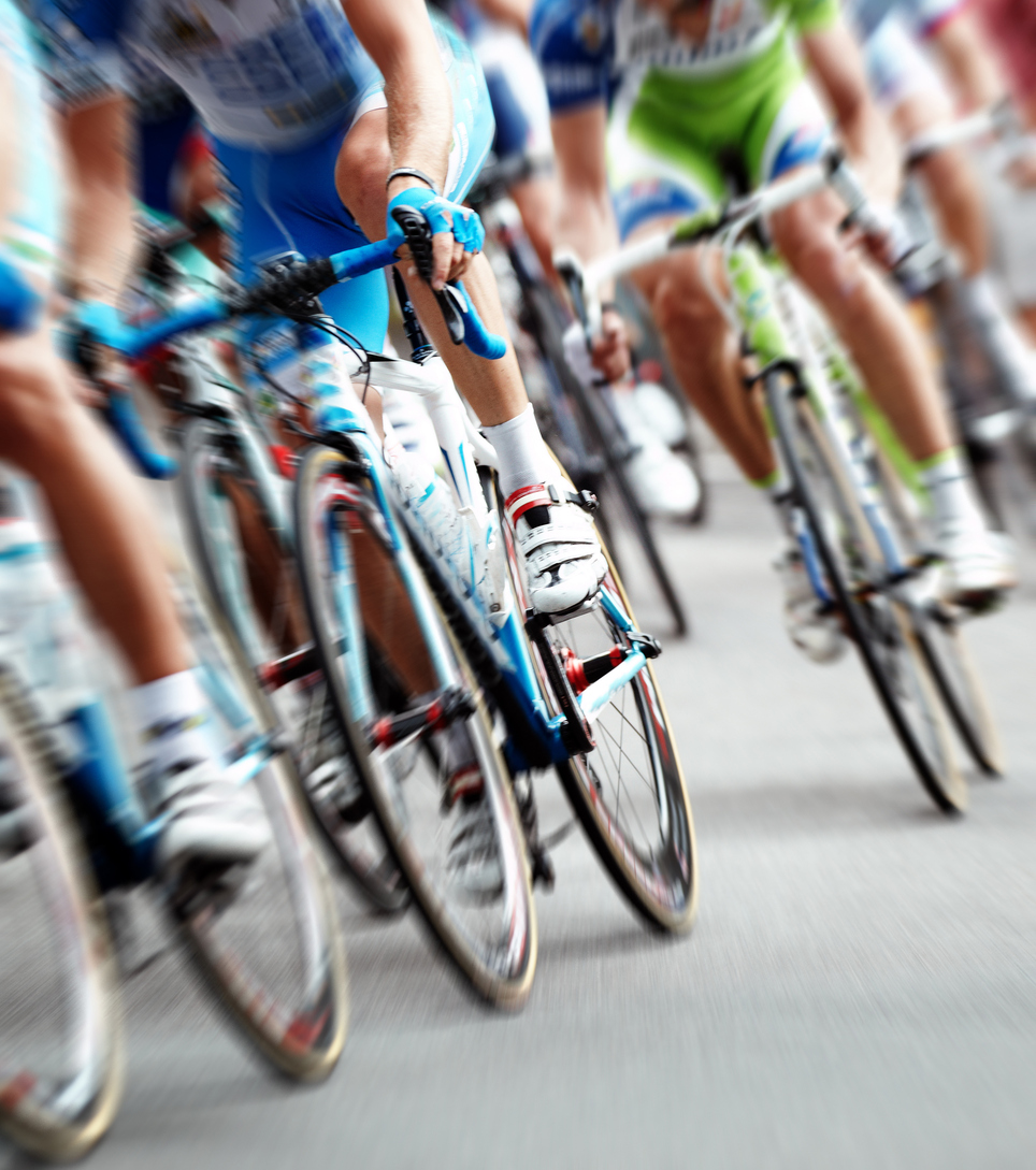 Prudential Ride London 100 - cover image