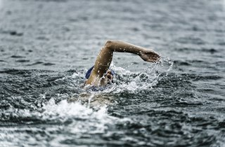 Hever Castle Swim