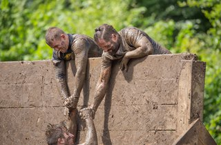 Race for Life Pretty Muddy 5k - Reading