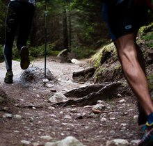 Cannock Chase Half Trail Marathon - April