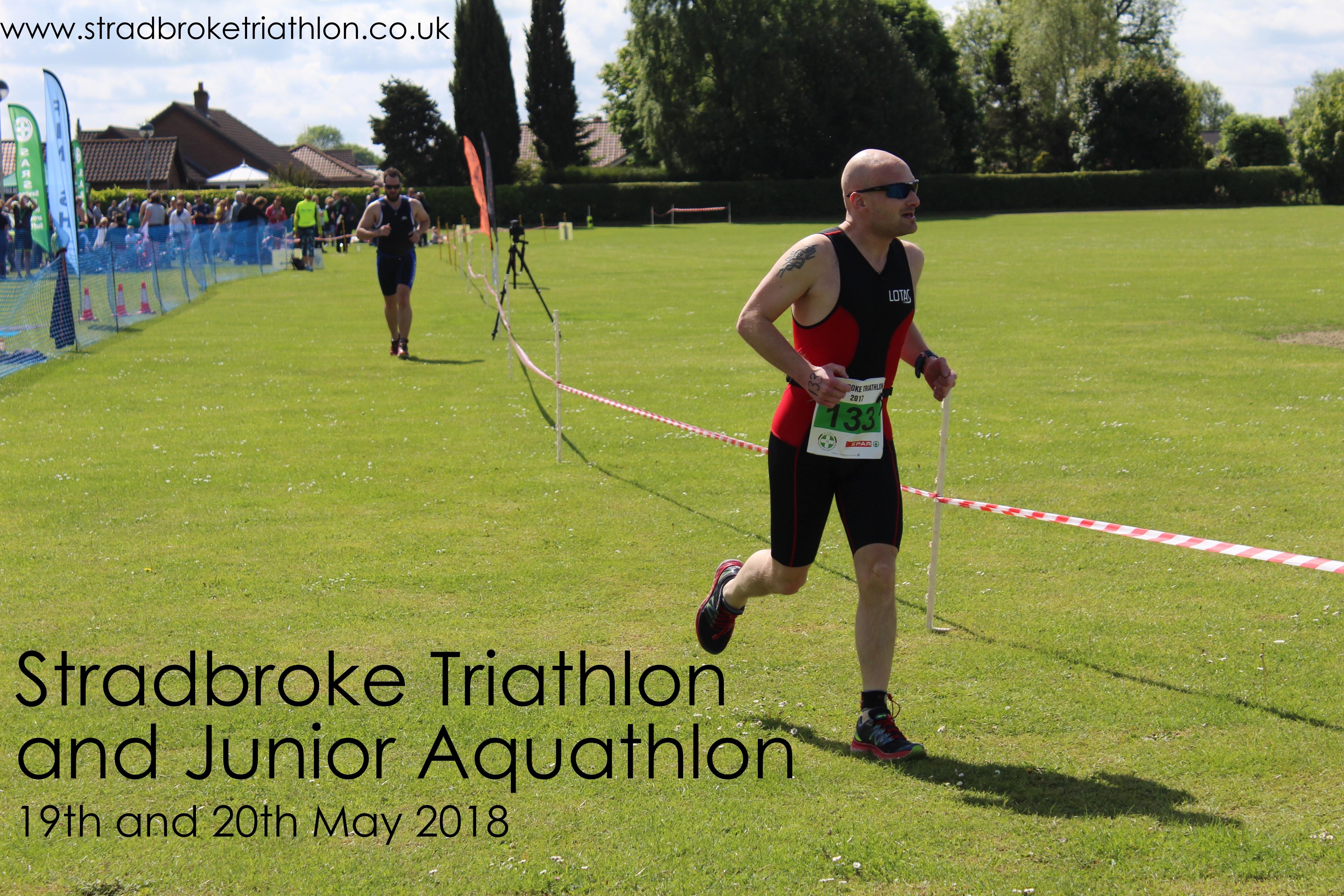 Stradbroke Triathlon - cover image