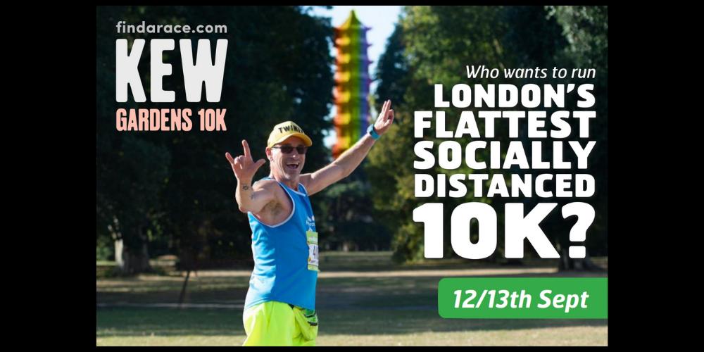 Kew Gardens 10K - cover image