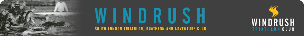 Windrush Aquathlon - cover image