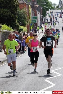Glastonbury 10k Road Run - cover image