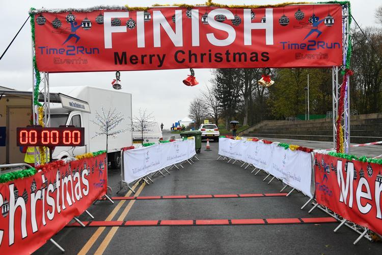 Nottingham Christmas Marathon - cover image