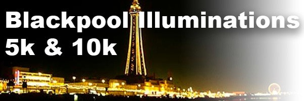 Blackpool Illuminations 5k \u0026 10K - cover image