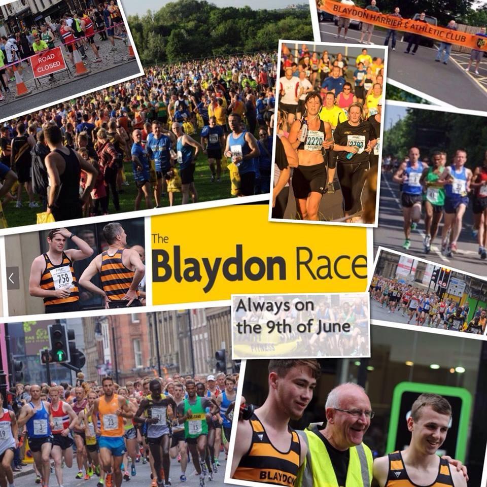 Blaydon Race - cover image