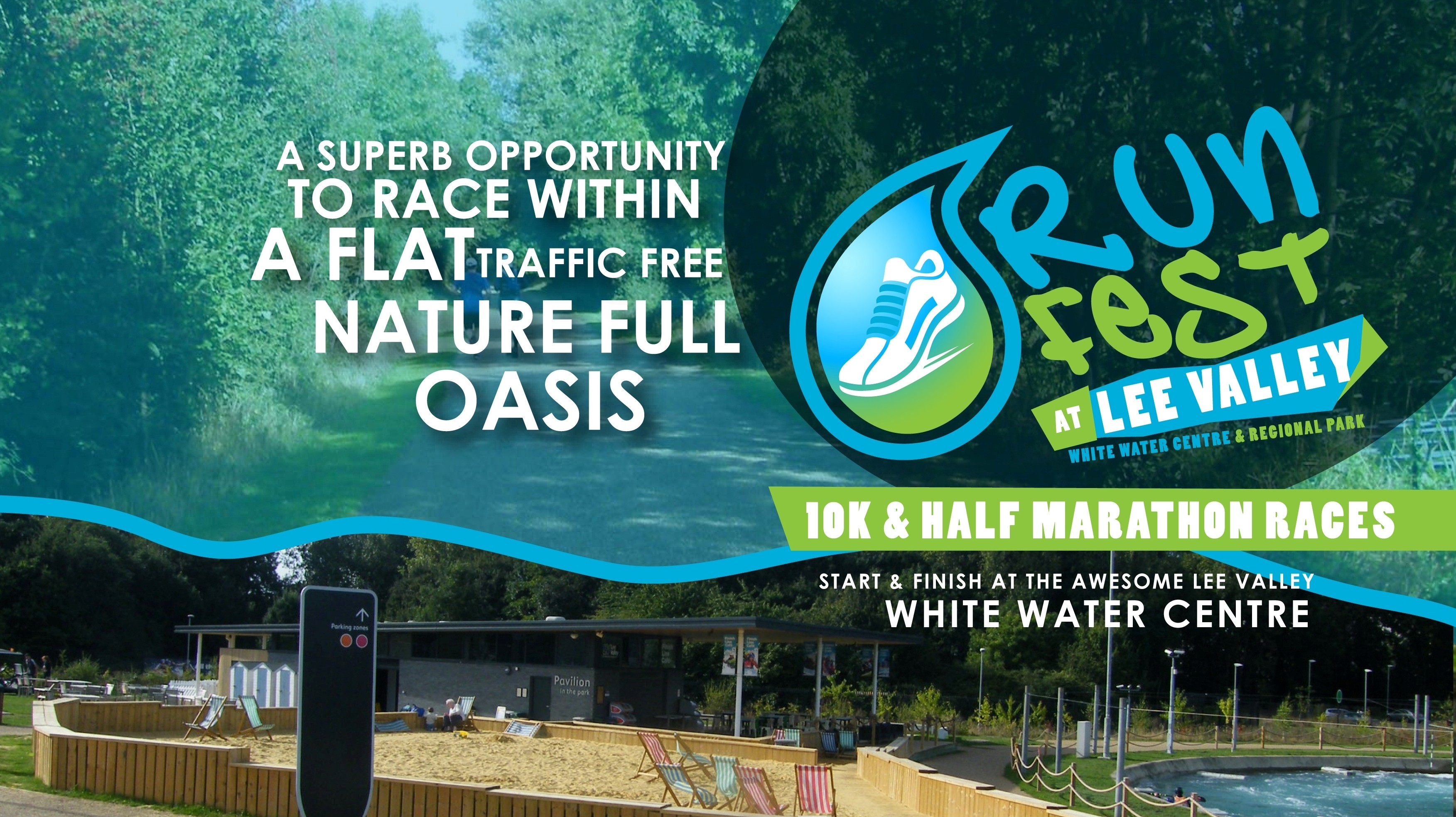 Run Fest At Lee Valley - cover image