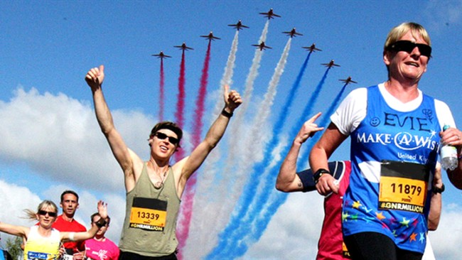 Great North Run - cover image