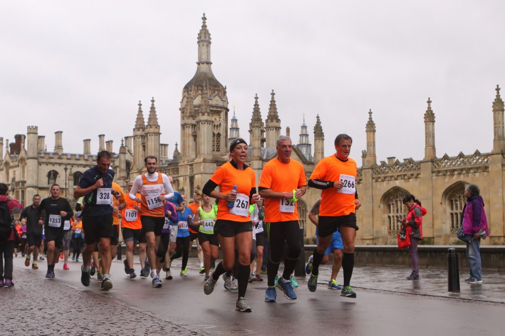 Cambridge Town and Gown 10k - cover image