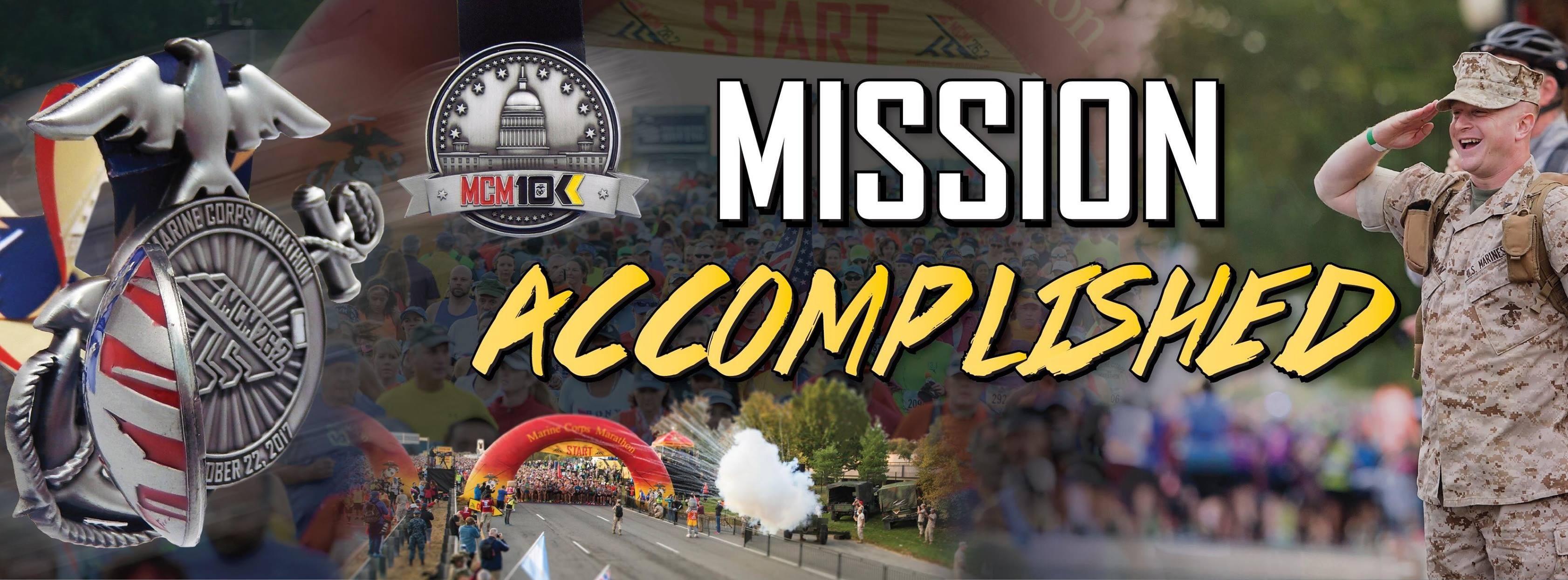 Marine Corps Marathon - cover image