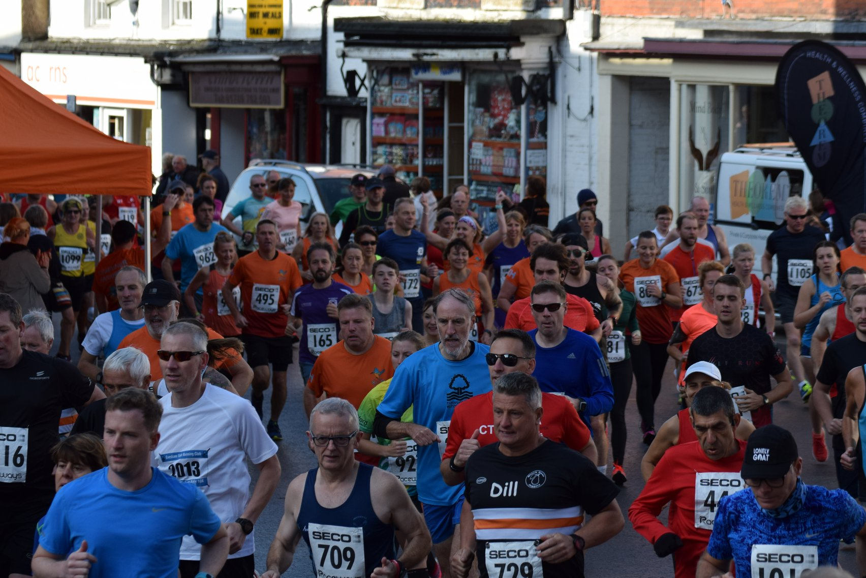 Seco Alcester 10k - cover image