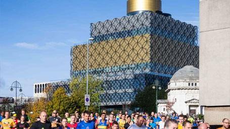 Great Birmingham Run - cover image