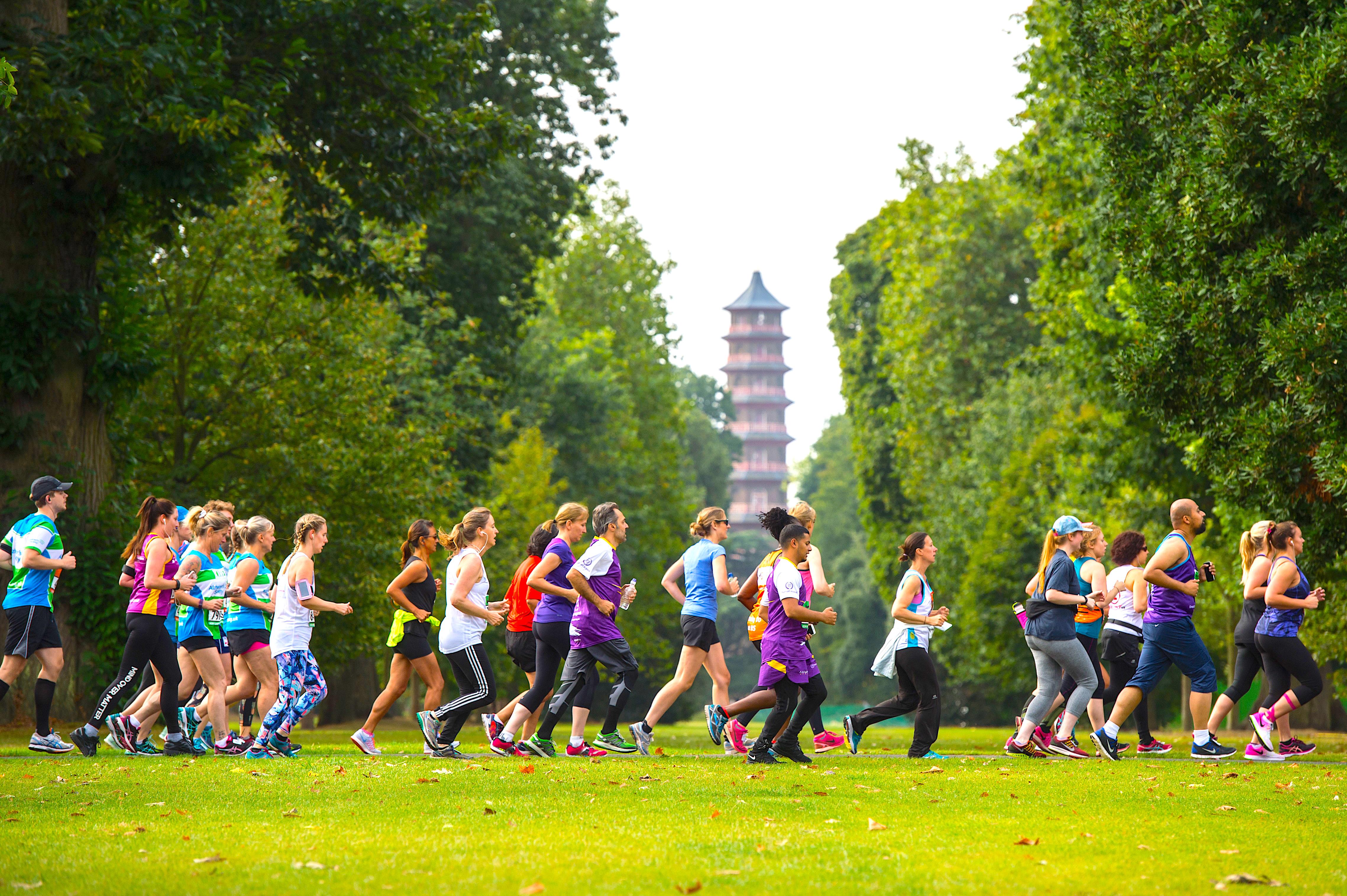 Richmond RUNFEST Marathon and Half Marathon - cover image