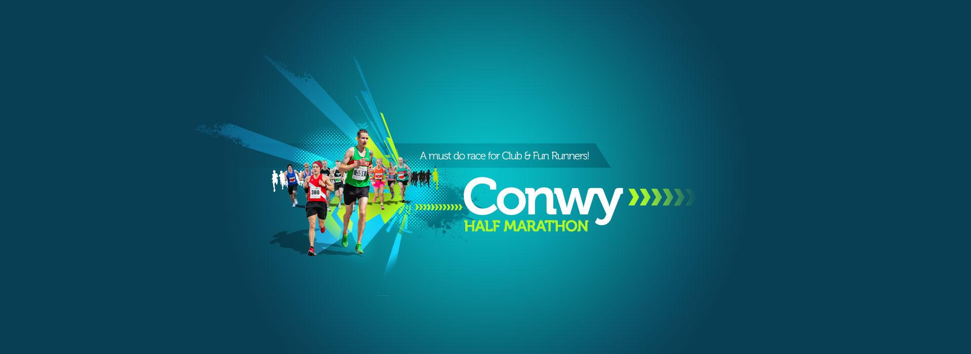 Conwy Half Marathon - cover image