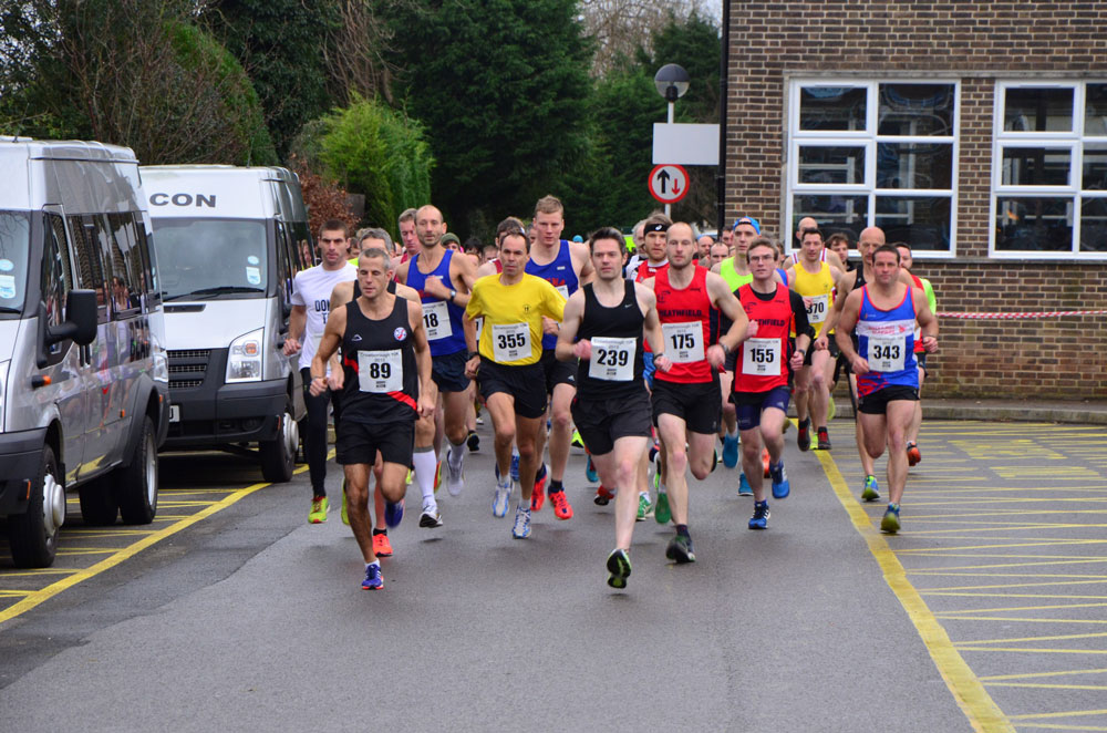The Crowborough 10k \u0026 5k - cover image