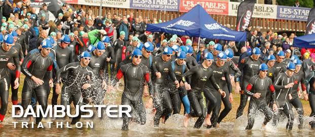 Dambuster Triathlon - cover image