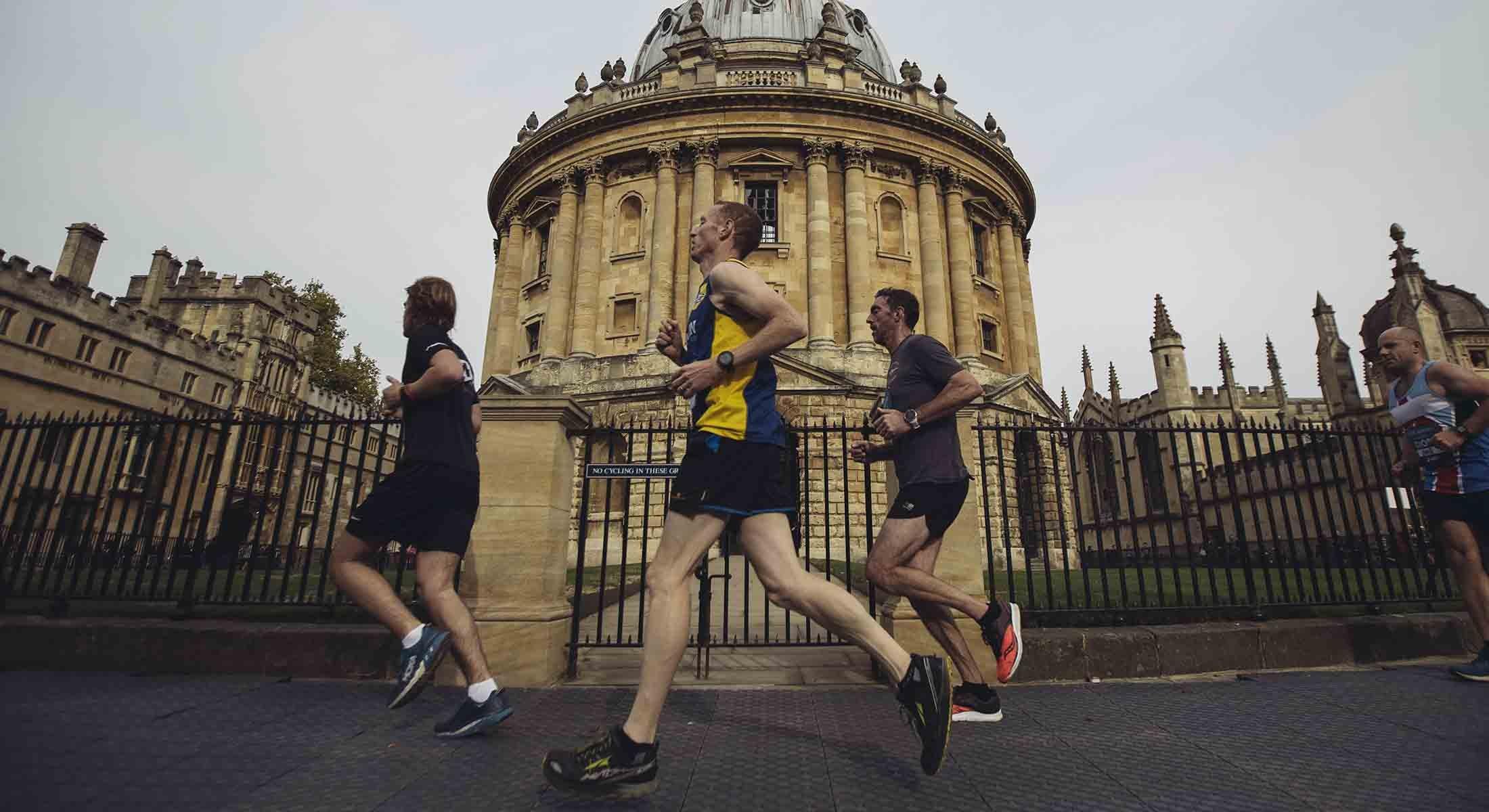 Virgin Sport Oxford Half Marathon - cover image