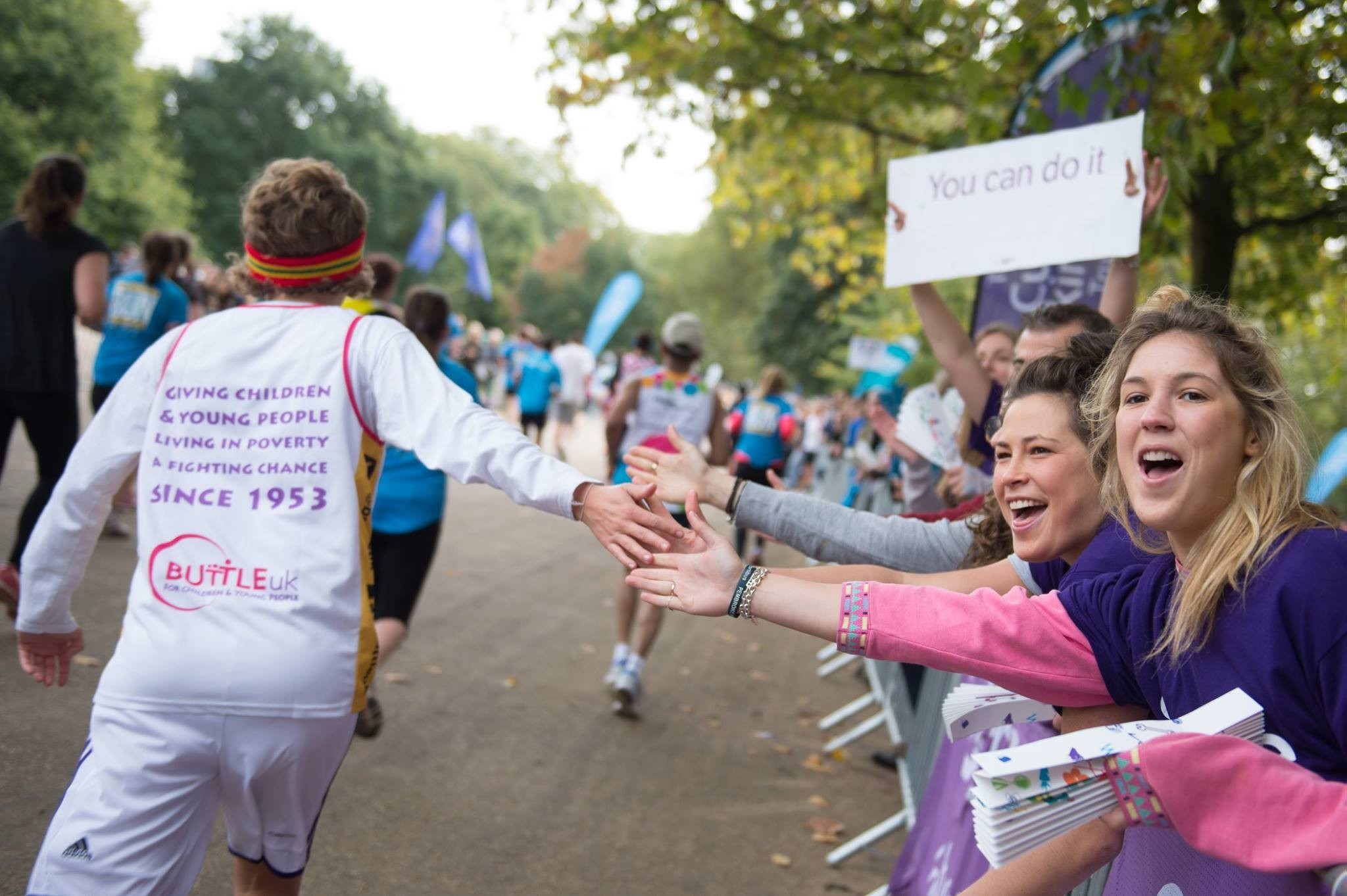 Royal Parks Foundation Half Marathon - cover image