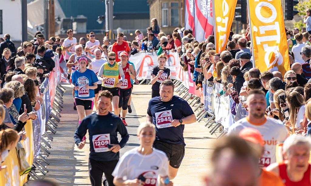 Siglion Sunderland City Half Marathon, 10K \u0026 5K - cover image