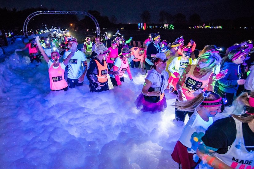 Glow Run or Dye - cover image