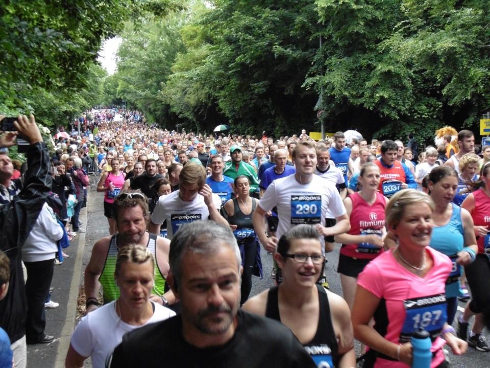 Humber Bridge Half Marathon - cover image