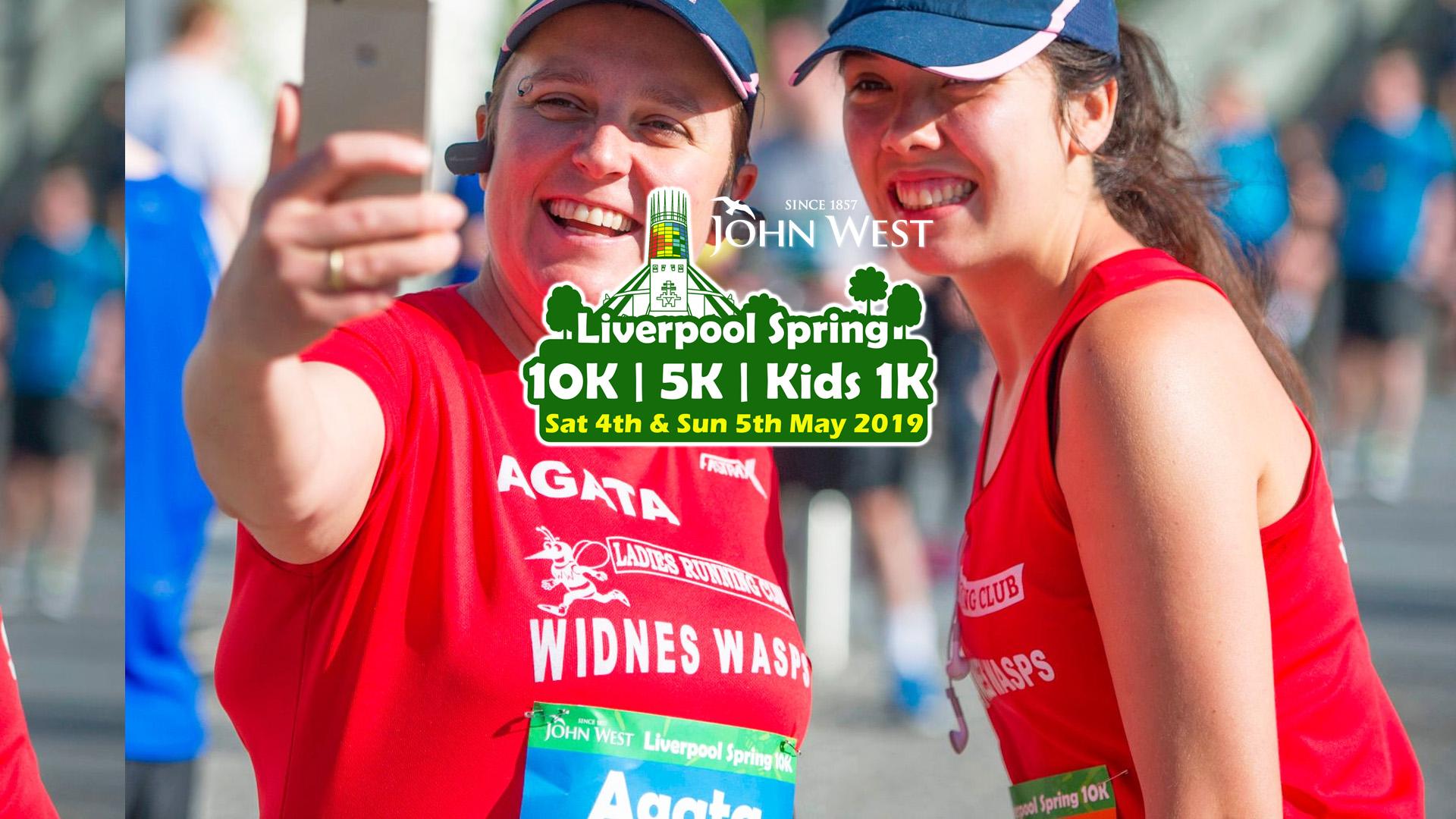 Race event | Liverpool Spring 10k/5k | Racecheck