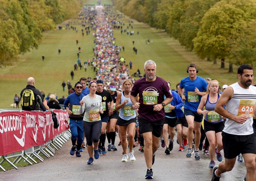 Windsor Half Marathon - cover image
