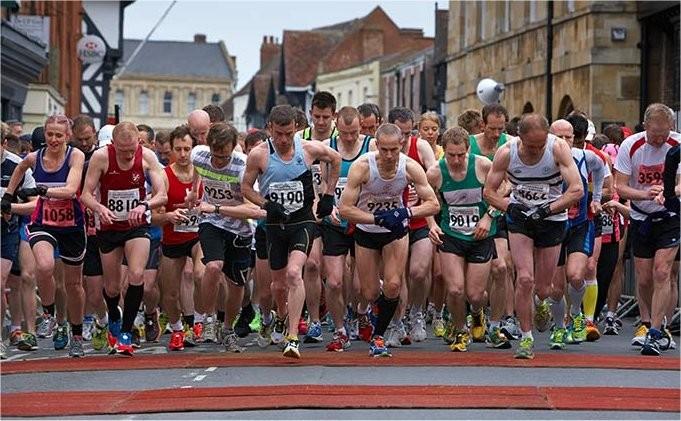Rotary Shakespeare Marathon \u0026 Half Marathon - cover image
