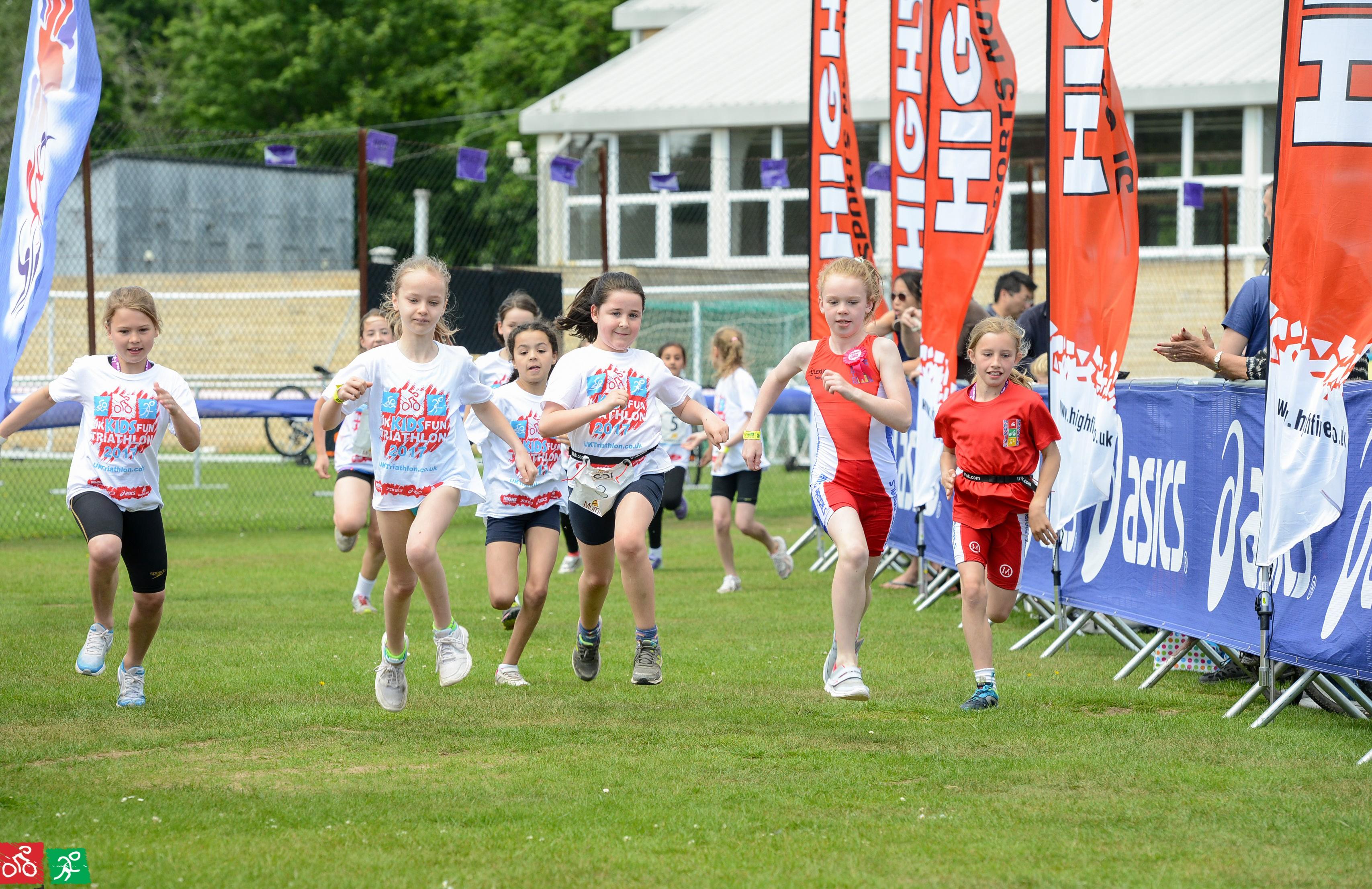 Henley Kids Fun Triathlon - cover image