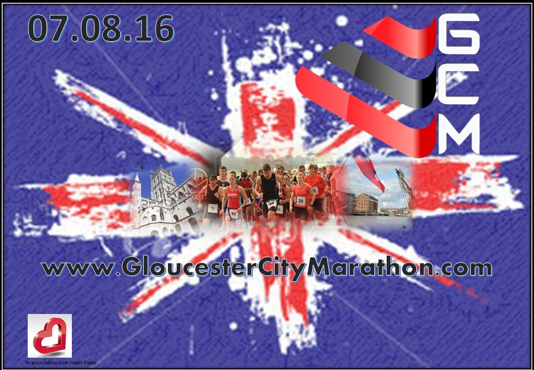 Gloucester City Marathon - cover image