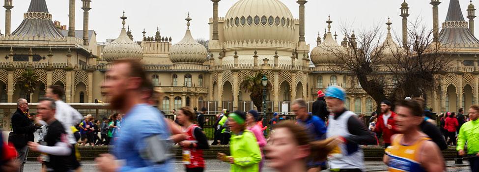 The Grand Brighton Half Marathon - cover image