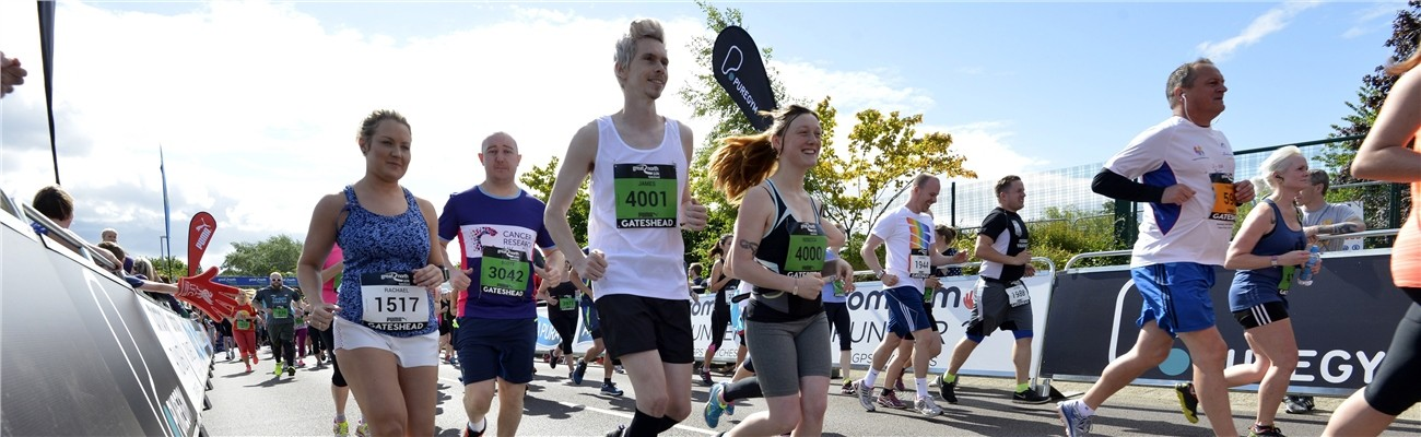 Great North 10k - cover image