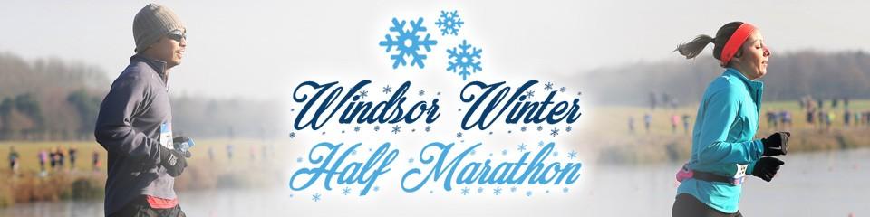 Windsor Winter Half Marathon - cover image