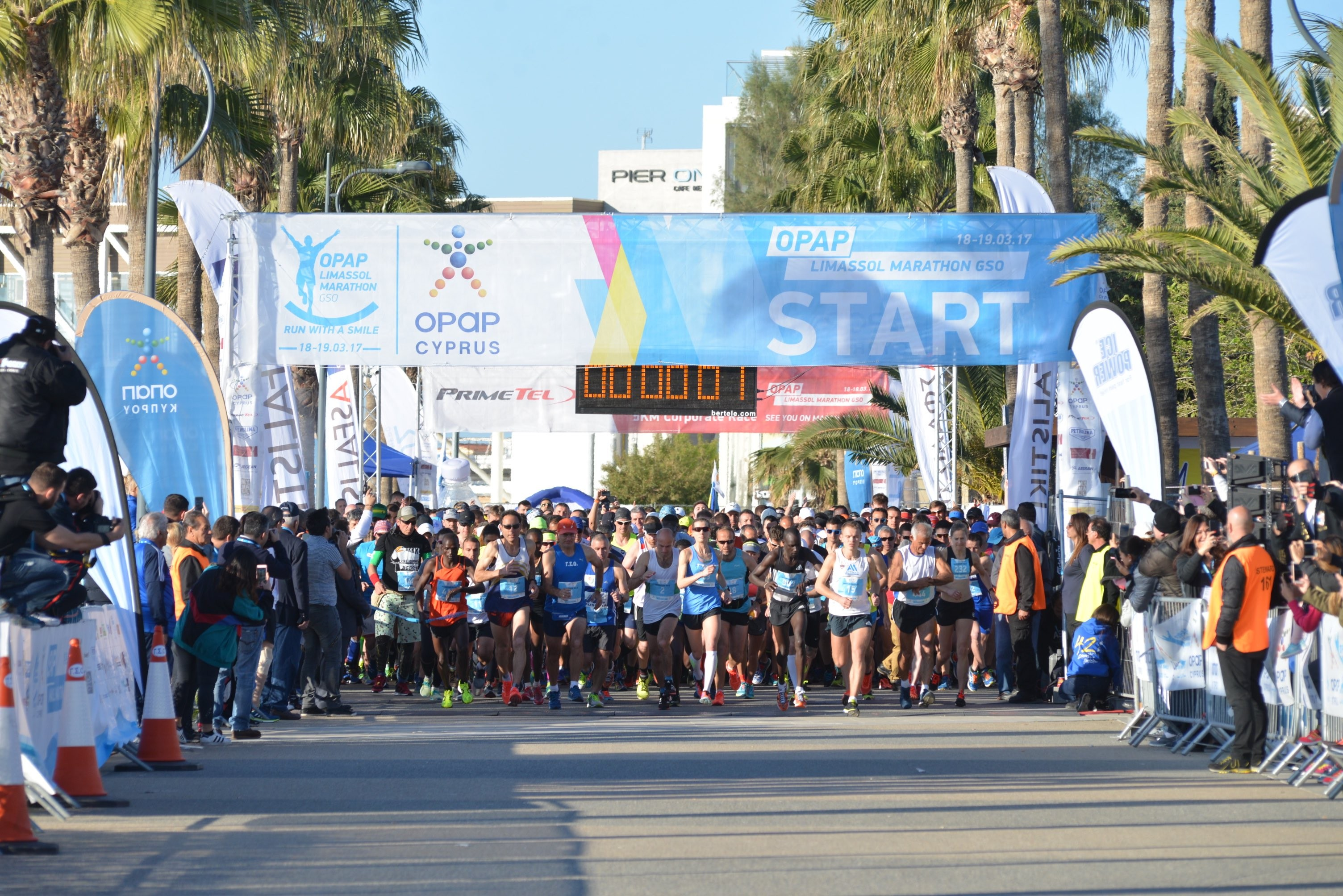 OPAP Limassol Marathon GSO - cover image