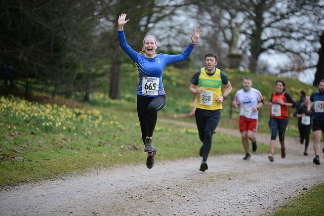 Beaconsfield 5 Mile Trail Run - cover image