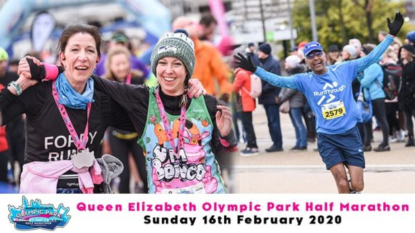 Runthrough Queen Elizabeth Olympic Park Half Marathon - cover image