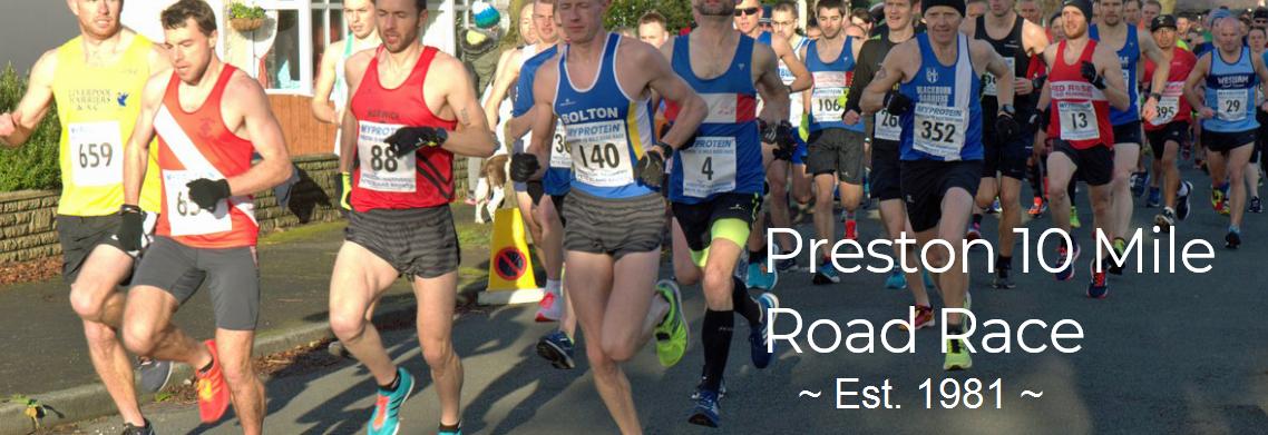 The Preston 10 - cover image