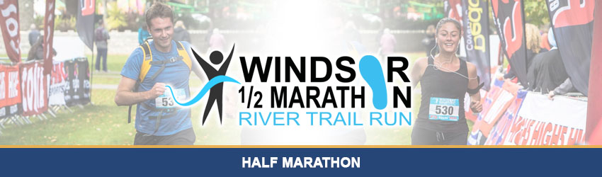 Windsor Half Marathon River Trail Run - cover image