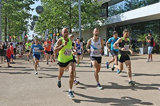 Queen Elizabeth Olympic Park 10K Series \u002D January - cover image