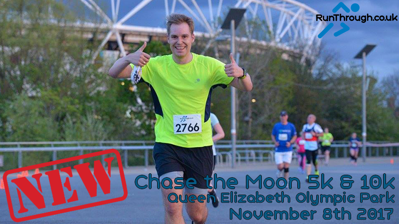 RunThrough Chase the Moon Olympic Park \u002D November - cover image