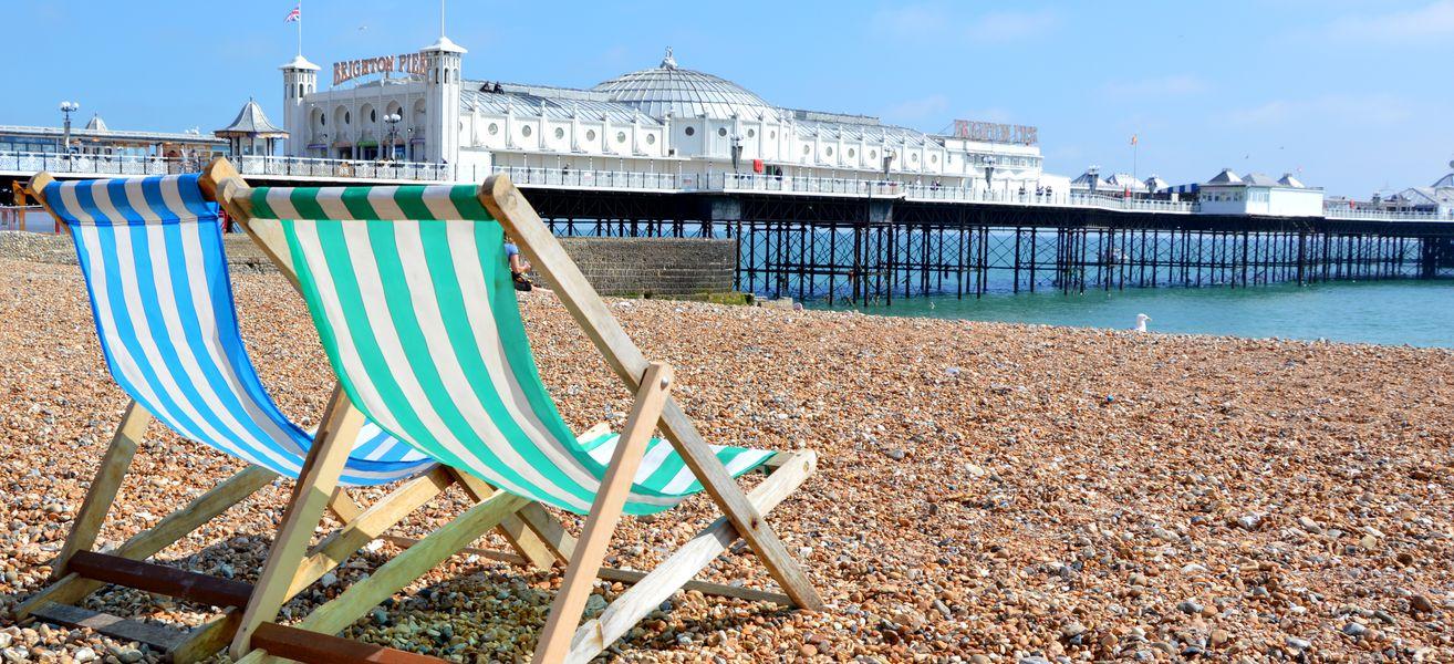Run to the Sea Brighton - cover image