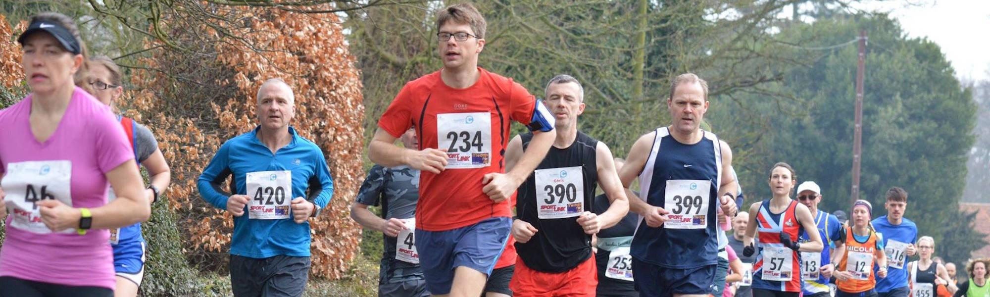 Broadland Half Marathon - cover image