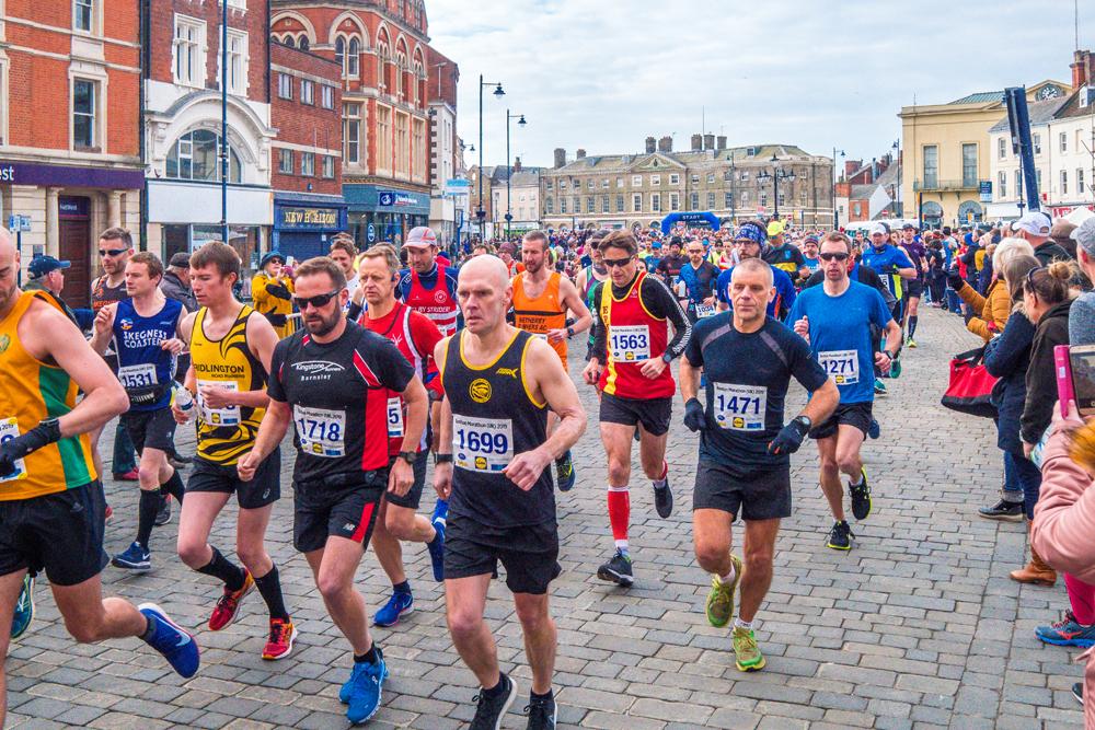 Boston UK Marathon and Half - cover image