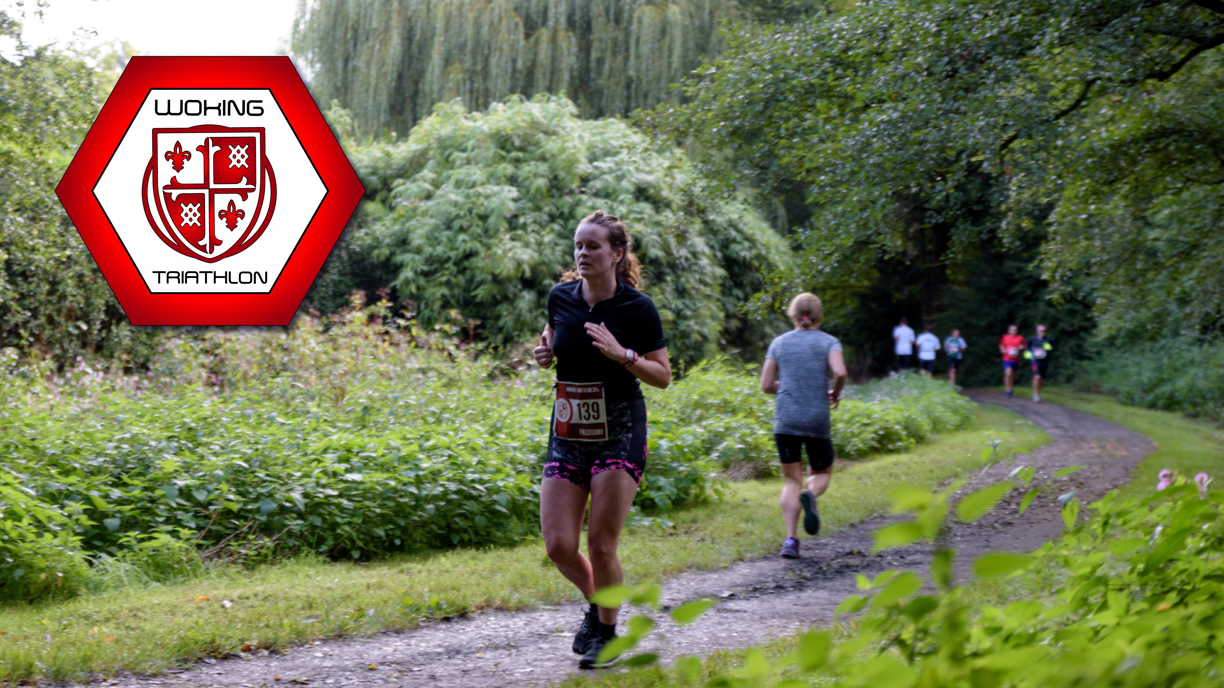 Woking Triathlon - cover image
