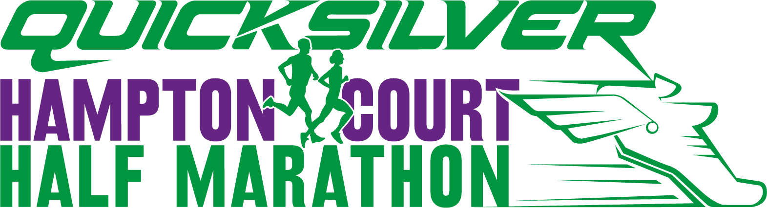 The Quicksilver Hampton Court Half Marathon - cover image