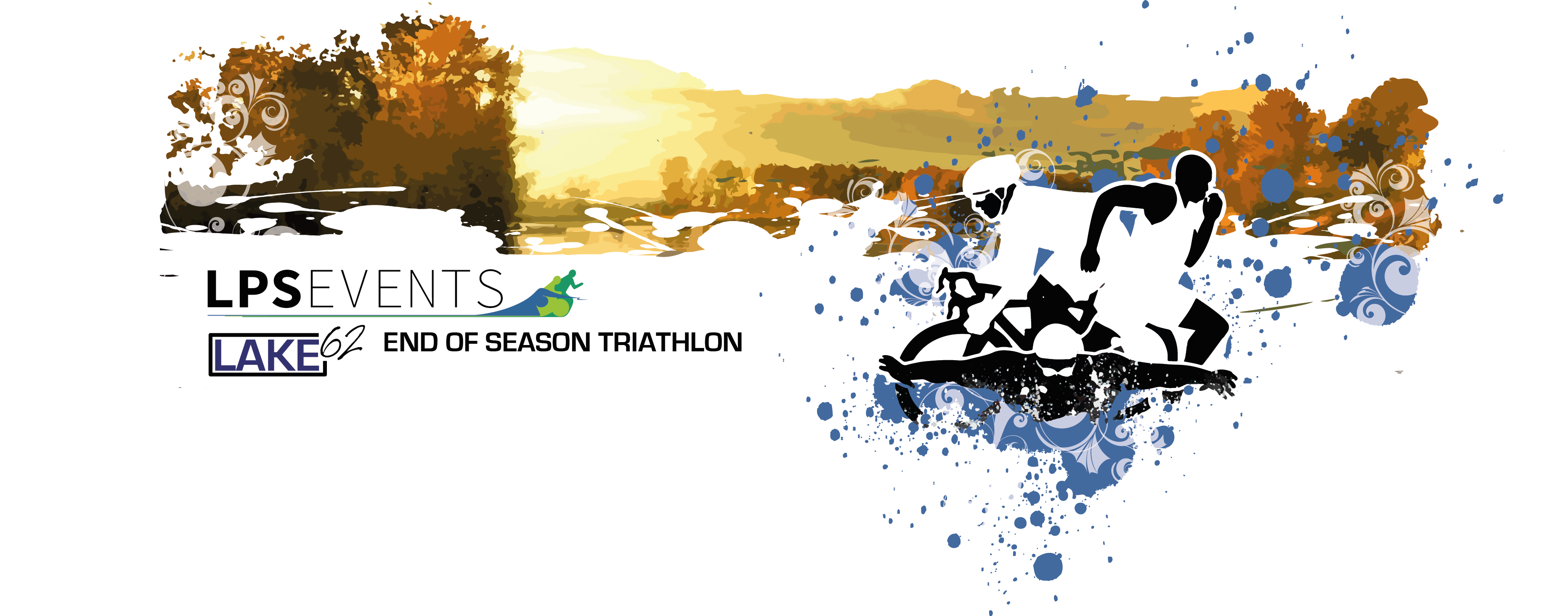 Cotswolds Lake 62 End Of Season Standard Triathlon - cover image