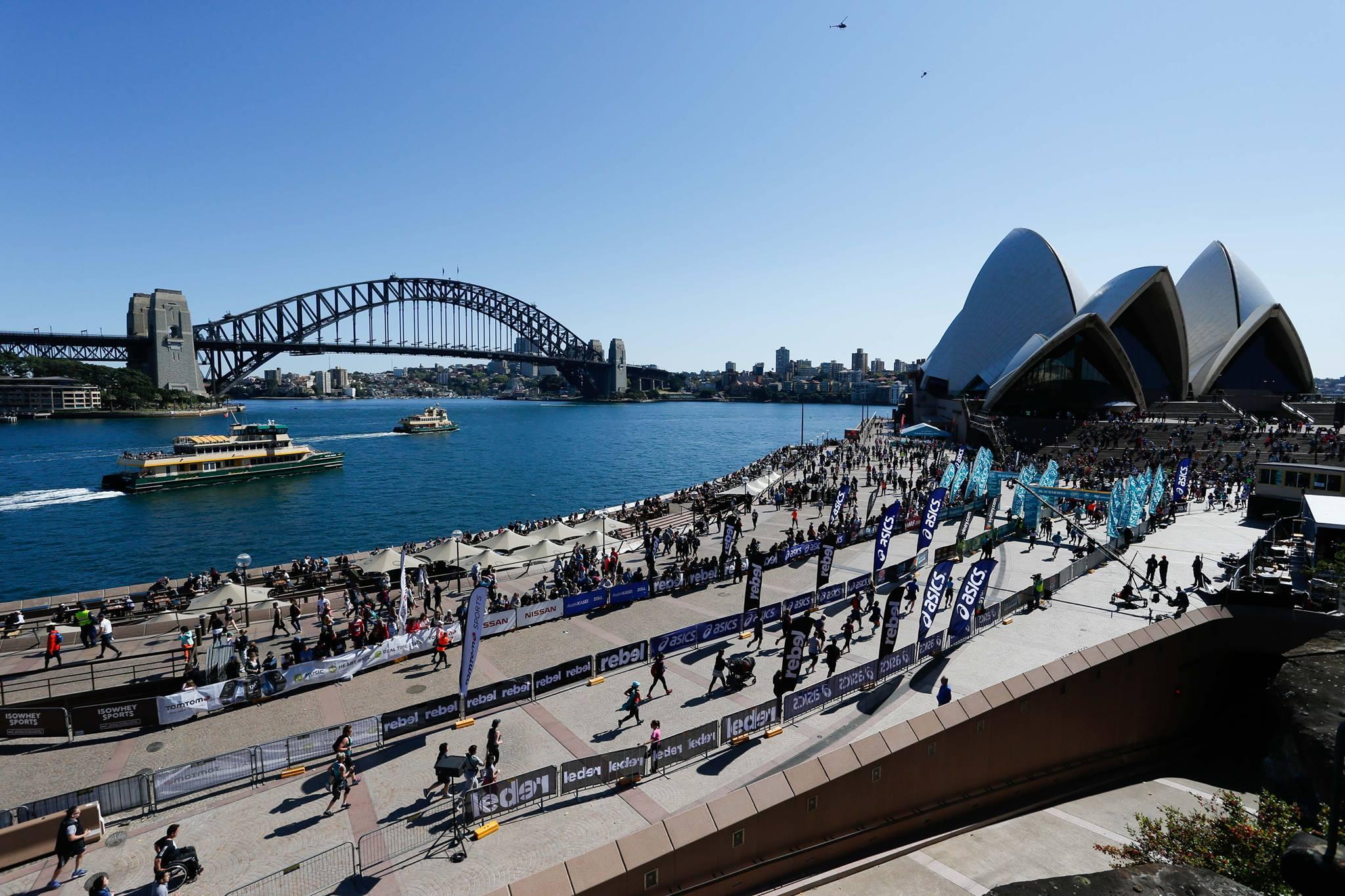 Blackmores Sydney Running Festival - cover image