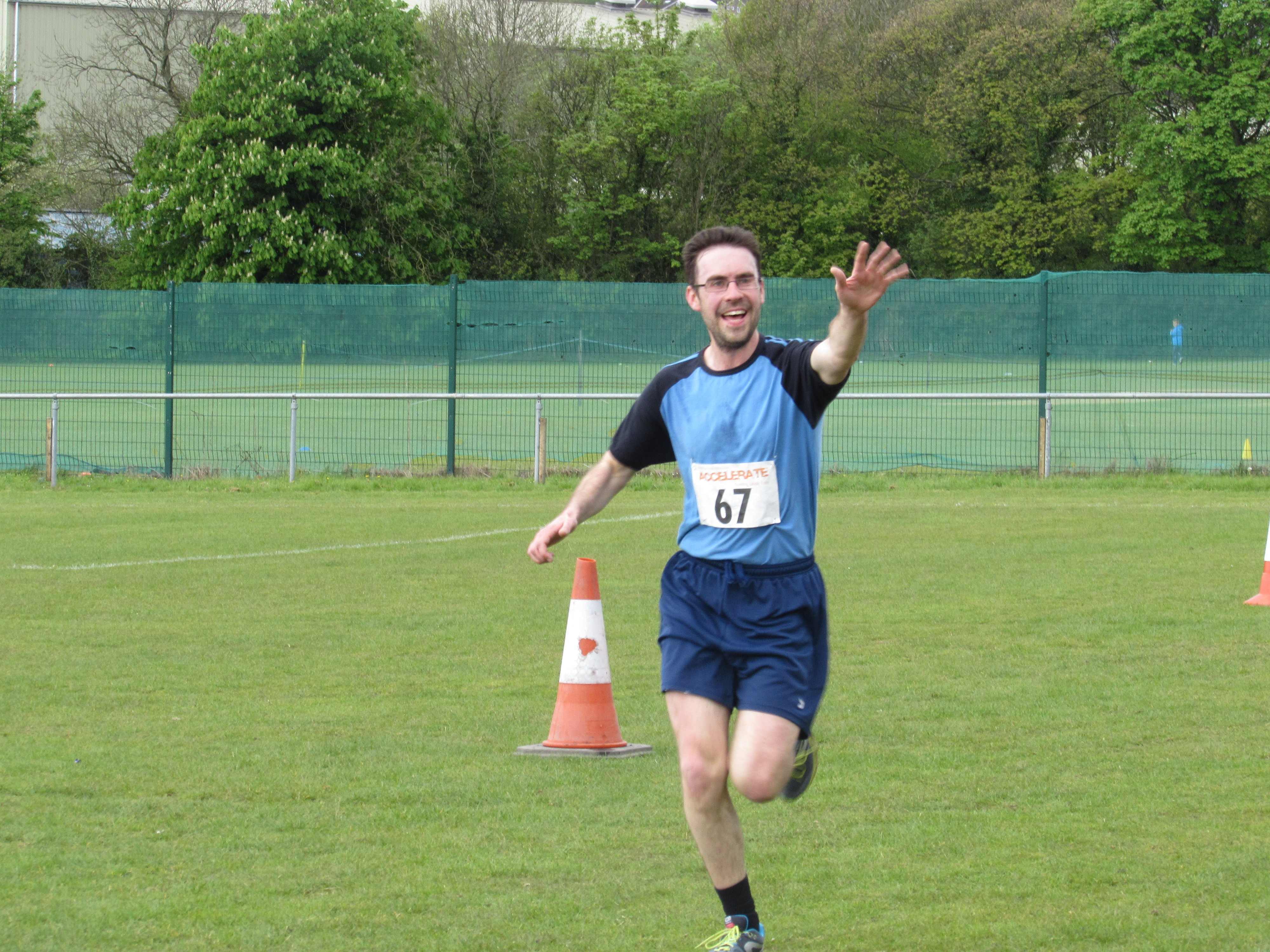 Dronfield Town FC 10k - cover image