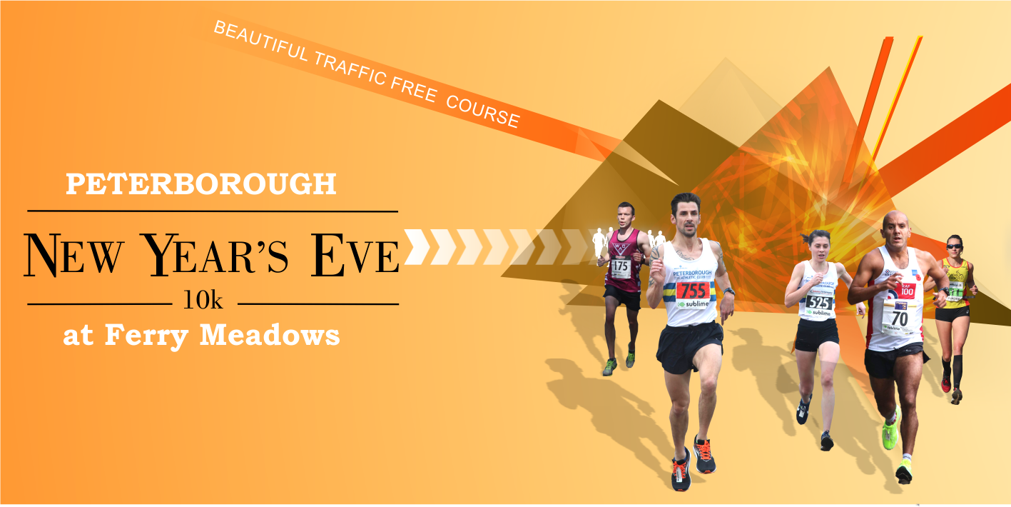 Sublime Peterborough New Year\u0027s Eve 10K - cover image